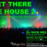 Nick Welton - Live @ 'Let There Be House 2', Tangerine Bar, Worthing, 20/10/2012