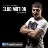 Vlad Rusu - Club Motion 168 (DI.FM)