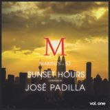 Jose Padilla presents 'Sunset Hours Vol One' (Secret Life Music)