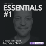Essentials #1 - Deep Disco Beats to Groove to | Exclusive DJ mix for my 'SELECT' members