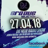 GROOVE SELECTION 27.04.18 (FOLGE 3) Mix By DJ JayOne