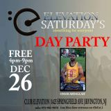 Club Elevation's Day Party Dec 26, 2015