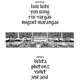Tarde Paraíso - Conversa c/ Rui Vargas, Yen Sung, Luis Leite e Miguel Marangas (11.12.16)