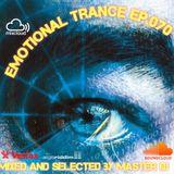 Emotional Trance ep.070(2016) Master dj