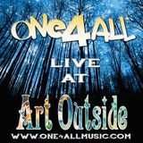 ONE4ALL - Live At Art Outside 2012 - GraviCast Ep. 20