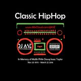 DJ ASE - Classic HipHop Mix March 2016