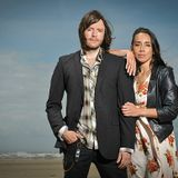 Sticks show with Balsamo Deighton and Dennis Greaves of Nine Below Zero