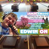 "7-4-2019 "" EDWIN ON "" The JAMM ON Sunday met Edwin van Brakel op Jamm Fm"