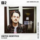United Identities w/ Sekan - 29th March 2019