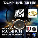 REGGAETON APRIL 2017 VOLANTA MUSIC RECORDS