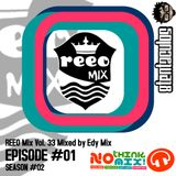 Edy Mix - No Think, Mix! Season #02 Episode #01 (Hip-Hop)