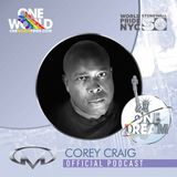 COREY CRAIG | ONE DREAM (OFFICIAL WORLD PRIDE NYC PODCAST)
