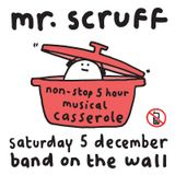 Mr Scruff DJ Set, Manchester Band on the Wall, Dec 5th 2015