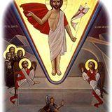 قداس عيد القيامة 2017 - مارجرجس سيدى بشر - مذبح مارجرجس