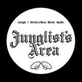 "JUNGLIST'S AREA Show 005 - 29.08.2015 - ""Bladerunner Special Pt.One"""