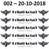 002 - Krilati kotaci - 20-10-2018 (radio show)
