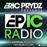 Eric Prydz - Epic Radio 001 (05-18-2012)