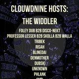 Walla b2b Prof. Lesser b2b Skolla b2b Shanham - ClouwdNineFM 08/03/15