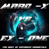 MARO-X vs DJ EX-ONE - Euphoric Hardstyle Vol.1 >in the mix<