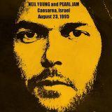 White Line #88 - Neil Young & Pearl Jam, 23/8/95, Caesarea