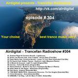 Airdigital - Trancefan Radioshow #304 2017-06-30