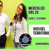 Radio Agorà 21 - Voci del territorio, puntata del 18 ottobre 2017