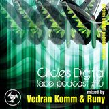 Runy & Vedran Komm - Circles Digital Label Podcast 2013