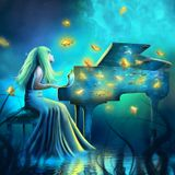 Meditative and Relaxing Contemporary Piano Music Mix For Quiet and Creative Moments