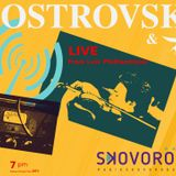 Територія Класики / Collegium Musicum LIVE - OSTROVSKY / Radio SKOVORODA