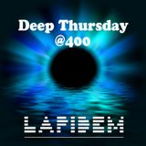 Deep Thursday @400 Vol. 1