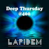Deep Thursday @400 Vol. 1