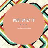 WEST ON 27TH presents MOODS live @ magic phangan studio thailand