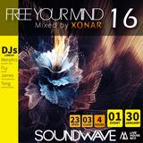 Free Your Mind 16 (Live @ Soundwave 音躍專科 Live House Bar 1-30-16)
