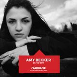 Amy Becker - FABRICLIVE Promo Mix (Feb 2015)