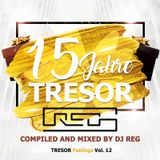 DJ REG - Tresor Feeling Volume 12 - 2018