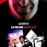 DJS FROM MARS MEGAMIX VOL.01 [FREE DOWNLOAD]