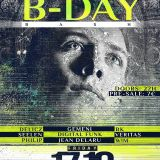 dj Seelen @ Vision - Veritas B-Day  17-10-2014