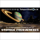 DJ DONA - STRANGE FREQUENCIES 44