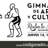 Radio la Fábrica entrevista a Livia Directora del Gimnasio de Arte y Cultura y a Sali Alumna del esp
