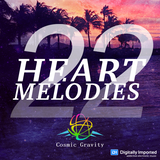 Cosmic Gravity - Heart Melodies 022 (July 2016)