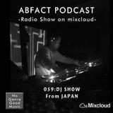 ABFACT PODCAST 059:DJ SHOW