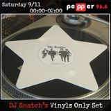 DJ Snatch @Pepper 96.6 S02E14 (09.11.2013) (Vinyls Only Set)