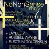 LIVE Recorded Set from 3rd NoNonSense @ Horse & Groom with Russell Wayne, Mauro Ferno & Mestivan