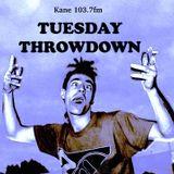 THE THROWDOWN ON KANE FM!
