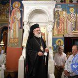 Κήρυγμα Μητροπολίτη Ιλίου κ. Αθηναγόρα - Εσπερινός Αποδόσεως Κοιμησης Θεοτόκου Αφίδνες