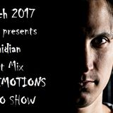 RAVE EMOTIONS RADIO SHOW (13RaVeR) - 29.03.2017. Ophidian Guest Mix @ RAVE EMOTIONS