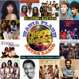 Mania Flash Radio - Disco Nights - Programa 1  (06-01-2018)