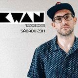 Kwan Radio Show - April 2016