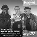 Gorillaz: Damon and Remi meet 5TATIC (Episode 1)