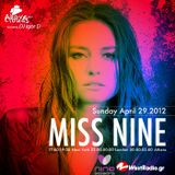 Above The Clouds with DJ Igor D. (episode 12) / Guest mix by Miss Nine